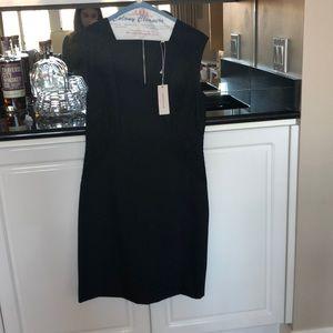 NWT Rebecca Taylor's black dress